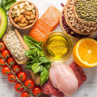 healthy diets larger brain